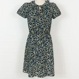 Loft Floral Print Dress